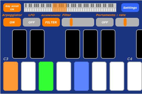 Synthesizer express