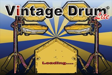 Vintage Drum Lite