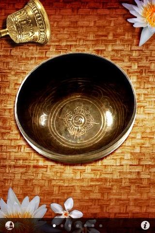 ボウル - チベットのシンギングボウル