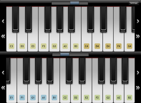 Virtuoso Piano Free 2 HD