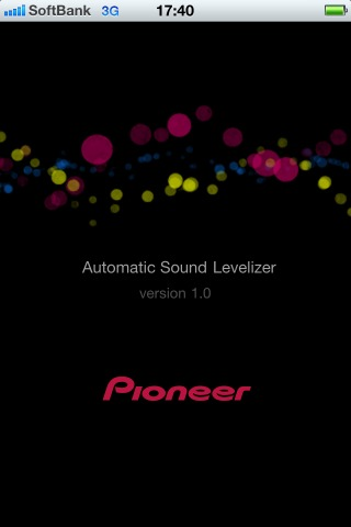 Automatic Sound Levelizer
