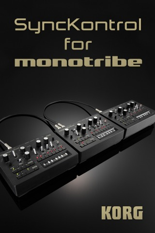 SyncKontrol for monotribe