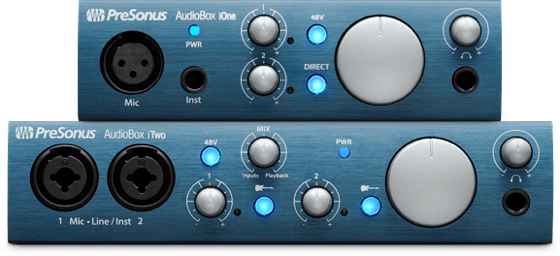 AudioBox i