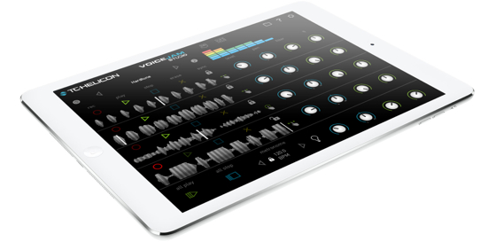 Voice Jam Studio for iPad