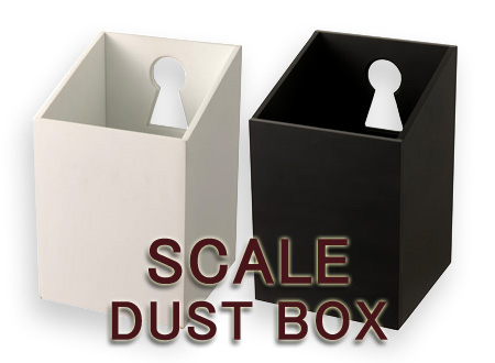 SCALE DUST BOX