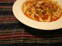 soup pasta