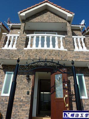 ペット共生住宅キングスウェイ 玄関画像 貸家経営(戸建て賃貸)