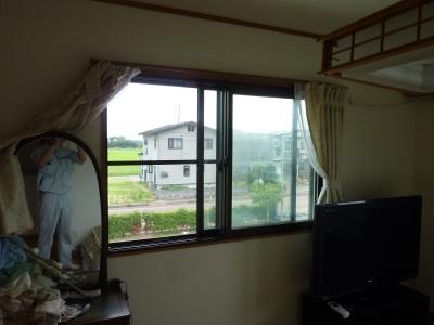 内窓(インナーサッシ)の設置