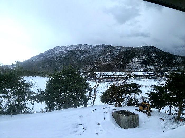 カーブドッチと角田山