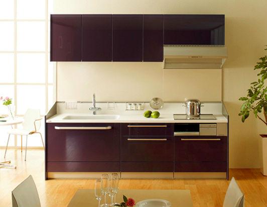 トクラスベリーberry キッチン設置例画像
