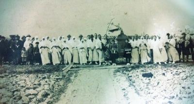 大正時代のお葬式