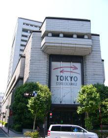 東京証券取引所 tokyo stock exchange