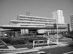 東京都目黒区総合庁舎