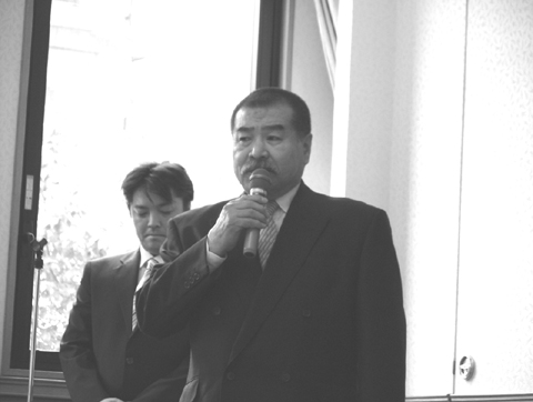 不二流体術第二代宗家 田中光四郎先生