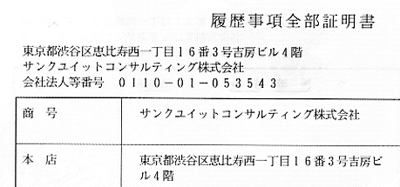 サンクユイットコンサルティングmarj.jp(マージュ)SNSリュック東京都渋谷区恵比寿西1-16-3 吉房ビル4F