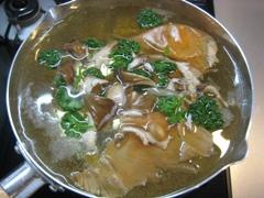 堀田式解毒野菜スープ