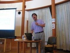 船戸クリニック特別講演会