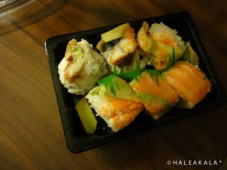 また寿司です。