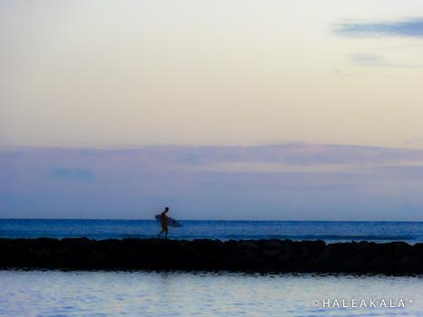 サーファー。