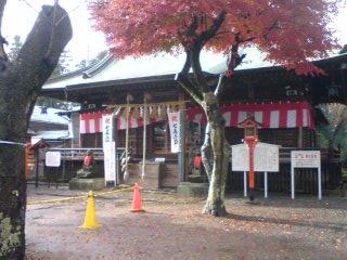 愛宕神社さま。