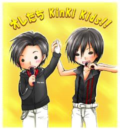 Φコン☆オレたちKinKi Kids!!