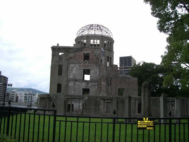 原爆ドーム02
