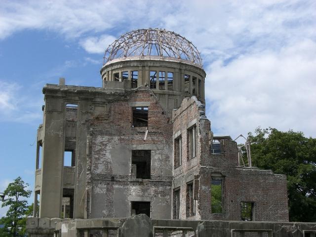 原爆ドーム11