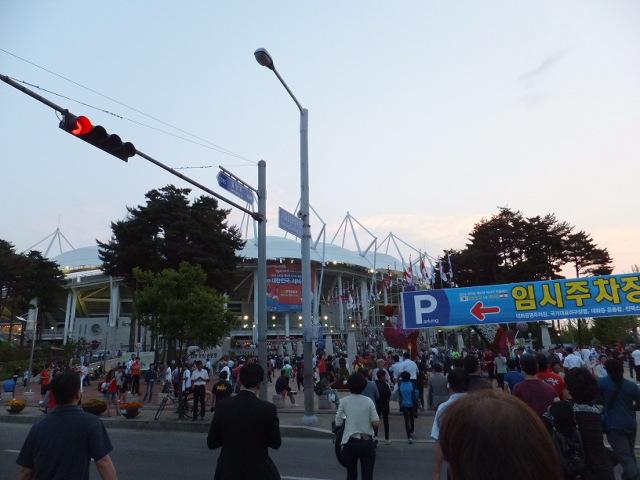 韓国 vs レバノン 01