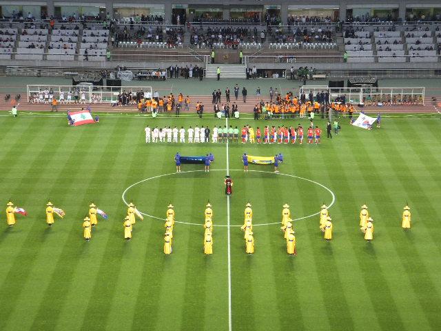 韓国 vs レバノン 04