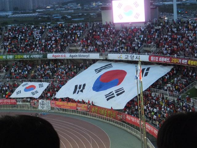 韓国 vs レバノン 06