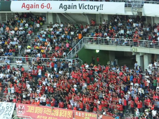 韓国 vs レバノン 07