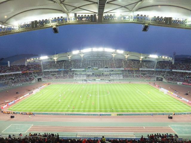 韓国 vs レバノン 08