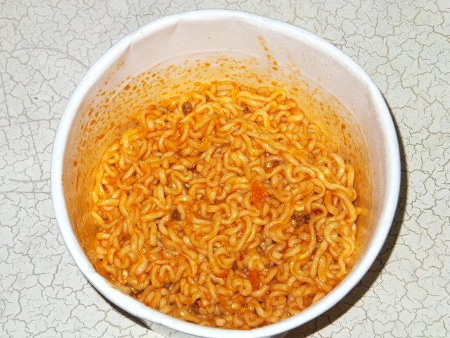 スパゲッティラーメン 09