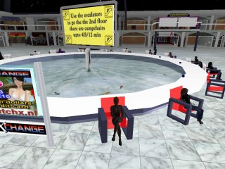 SECOND LIFE CAMP:Double Dutch Mall