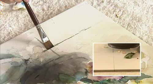 永山流 水彩画法