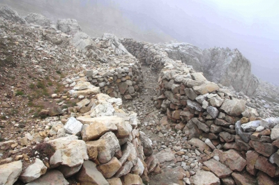 ラガッツォイ山