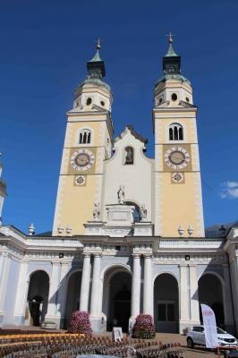 ブレッサノーネ(ブリクセン)の大聖堂