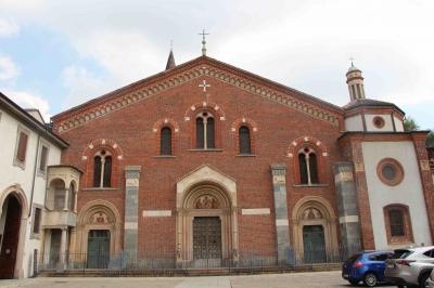 サン・テウストルージョ聖堂