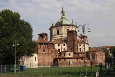サン・ロレンツォ・マッジョーレ聖堂