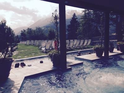 ボルミオ温泉