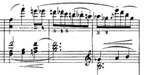 ショパン:ピアノ協奏曲作品21第3楽章その1
