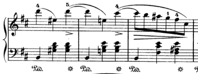 ショパン:ワルツ作品69の2その1