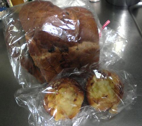 遠藤さんのパン