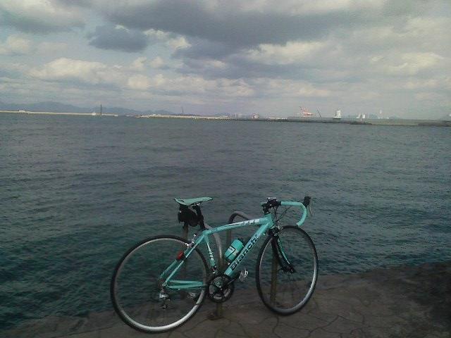 あんにゅいな自転車.