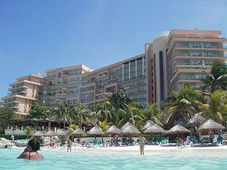 海からホテル