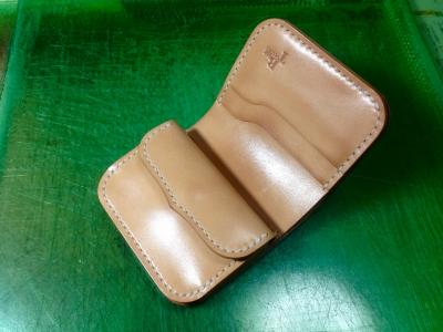 二つ折り財布HWA-01
