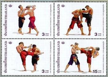 タイ式キックボクシング