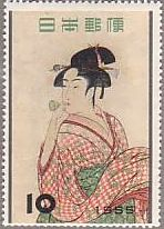 喜多川歌麿  浮世絵
