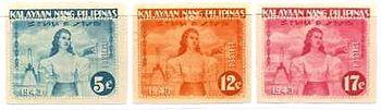 フィリピン独立記念・女性