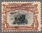 アメリカ・19世紀の電気自動車
